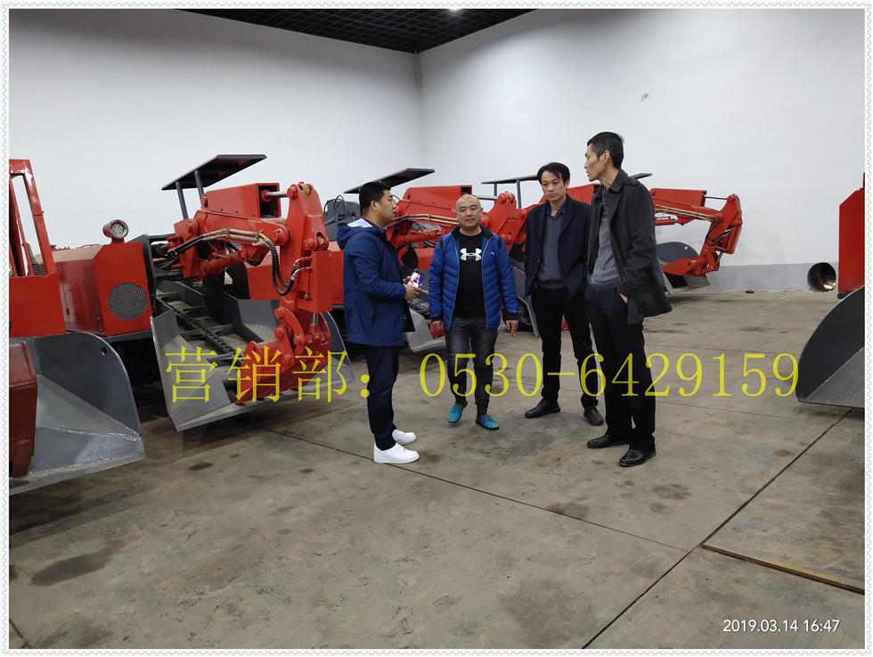 扒渣机_掘进机_电动挖掘机_最新扒渣机的价格_扒渣机厂家-山东山客